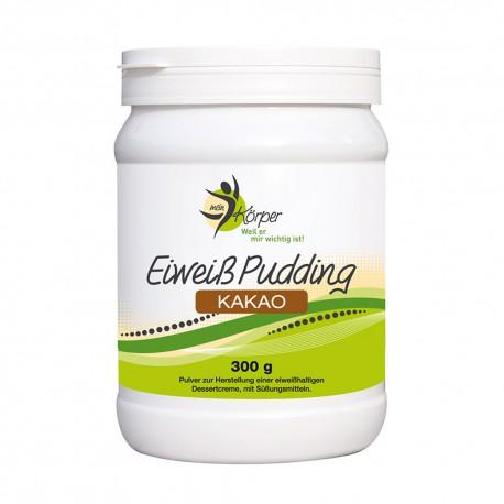 Eiweiss Pudding Kakao