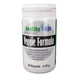 """""""Veggie Formula"""" 60 Kapseln e 35g"""